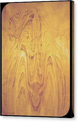 Canvas Print - Ingrained by Leslie Rhoades