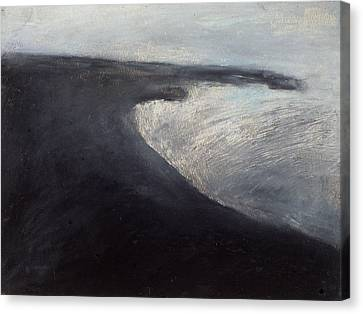 Inlet Canvas Print by Ruth Sharton