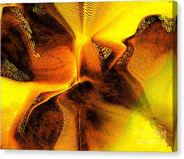 Inner Changes Canvas Print