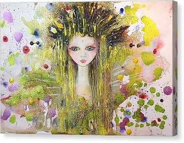 Inner Peace Canvas Print