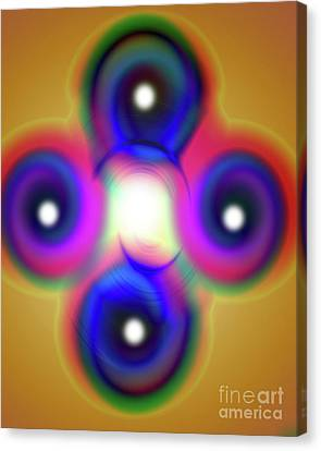 Inner Self Canvas Print by Rajendra Mongia