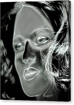 Inner Wisdom Canvas Print by Pennie  McCracken
