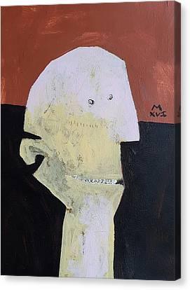 Innocents No 5 Canvas Print by Mark M Mellon