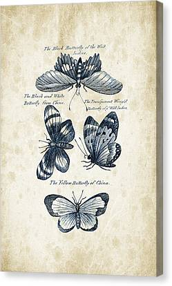 Insects - 1792 - 13 Canvas Print
