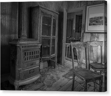 Inside Bodie Canvas Print by Michele  James