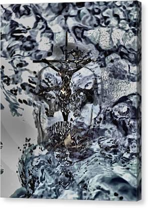 Inside My Mind Canvas Print