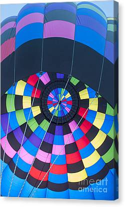 Inside The Balloon Canvas Print by Juli Scalzi
