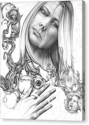 Insight Canvas Print by Karen Musick