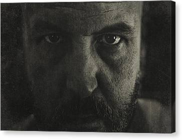 Insomnia Canvas Print by Scott Norris