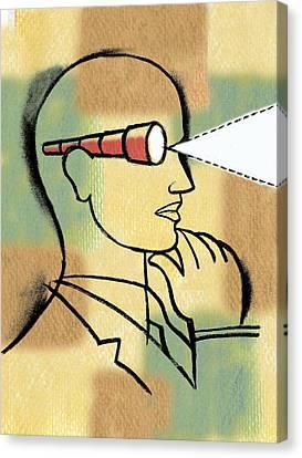Outlook Canvas Print - Inspiration by Leon Zernitsky