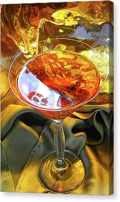Inspiration Libation Canvas Print