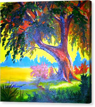 Inspire-se Canvas Print by Leomariano artist BRASIL