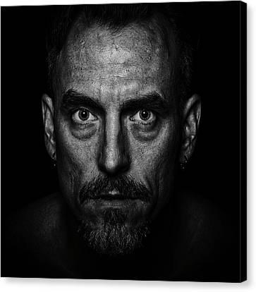 Beauty Mark Canvas Print - Intensify by CJ Schmit