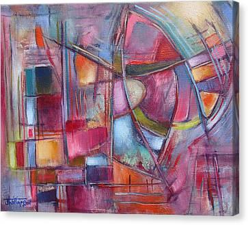 Internal Dynamics # 8 Canvas Print