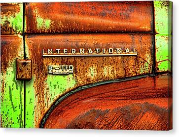 International Mcintosh  Horz Canvas Print