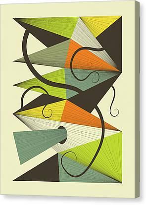 Interzone 4 Canvas Print