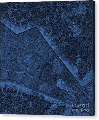 Into The Depths Canvas Print