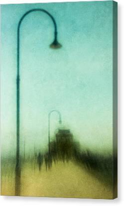 Introspective Canvas Print by Andrew Paranavitana