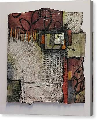 Invested  Canvas Print by Laura Lein-Svencner