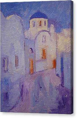 Ionian Canvas Print by R W Goetting