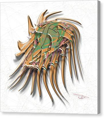 Iraiviona Canvas Print by Warren Lynn