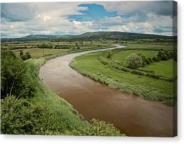 Ireland River Canvas Print