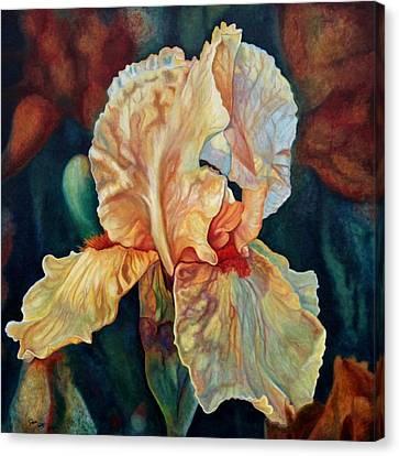 Iris 3_2017 Canvas Print