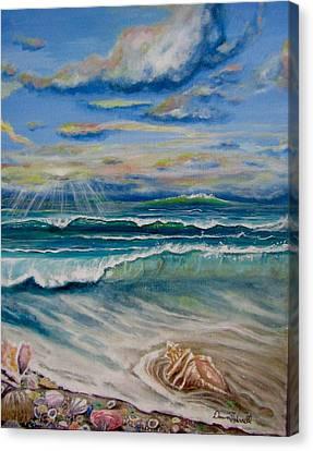 Irma's Treasure Canvas Print