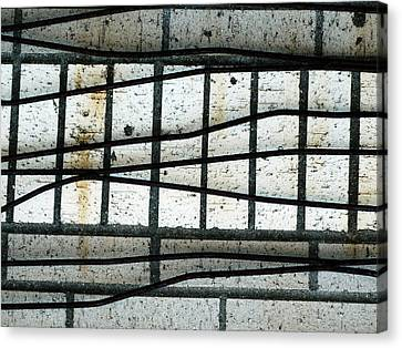 Canvas Print - Iron Curtain Or One Hundred Years A Slave by Ross Odom