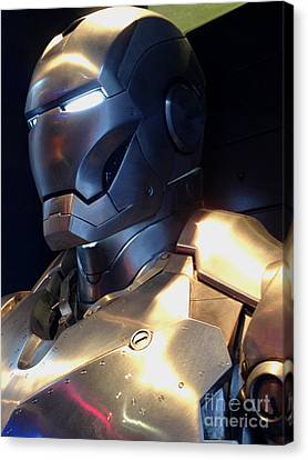 Iron Man 10 Canvas Print
