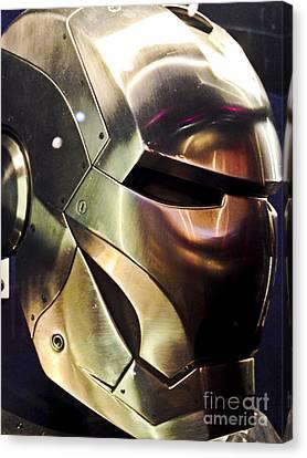 Iron Man 13 Canvas Print by Micah May