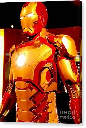 Iron Man 6 Canvas Print by Micah May