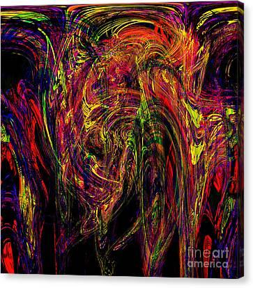 Canvas Print - Irrationality by Ashantaey Sunny-Fay