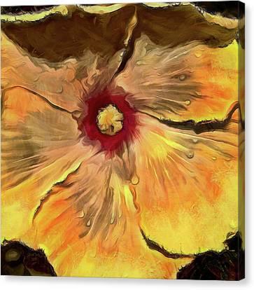 Isabella Canvas Print by Trish Tritz