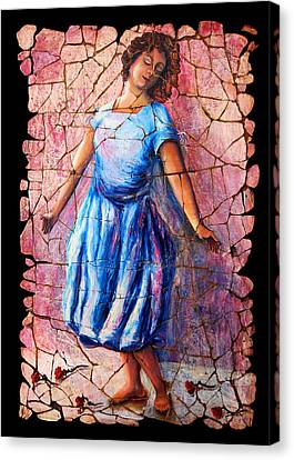 Isadora Duncan - 2 Canvas Print