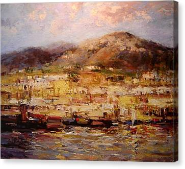Ischia  Canvas Print by R W Goetting