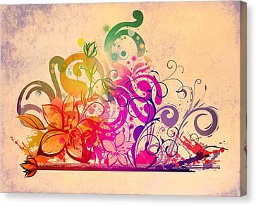 Decor Canvas Print - Island Dreams by Georgiana Romanovna
