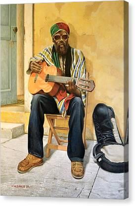 Caribbean Soul Canvas Print