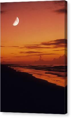 Isle Of Dawns Canvas Print