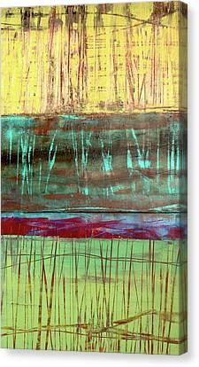 Isleta Pueblo Canvas Print by Jorge Luis Bernal