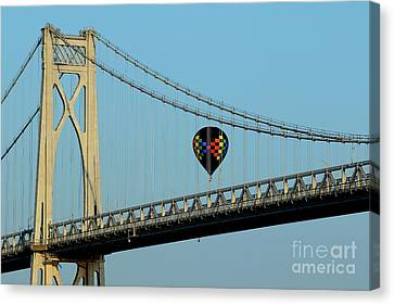 It Is Balloon Canvas Print