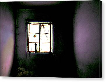 It Was Her Room... Canvas Print by Gray  Artus