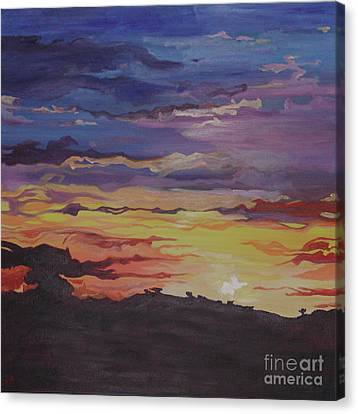 Canvas Print - It Will Rise Again by Liberty Dickinson