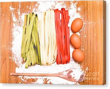 Italian Cooking Canvas Print by Jorgo Photography - Wall Art Gallery