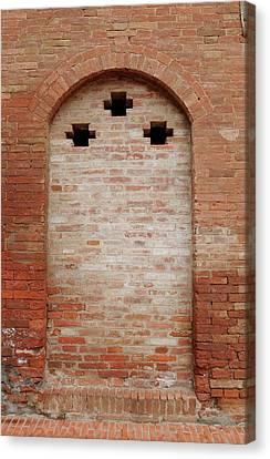 Italy - Door Fourteen Canvas Print