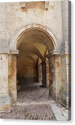 Italy - Door Sixteen Canvas Print