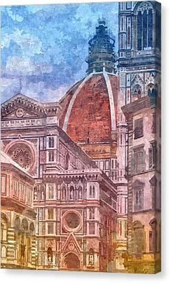 Italy Canvas Print by Nikolay Ivanov