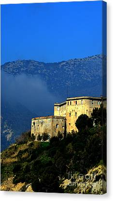 Italy Untouched Canvas Print