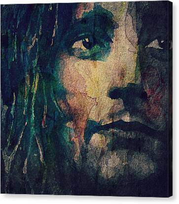 It's Not The Spot Light Canvas Print by Paul Lovering