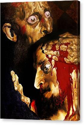 Ivan D Canvas Print by Valeriy Mavlo